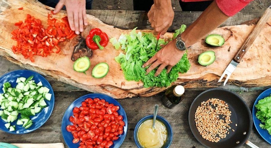 Corona koken: van keukensul tot keukenprins(es)